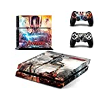 Marvel AVENGERS AGE OF ULTRON PS4 Sticker Skin for Sony PlayStation 4 System