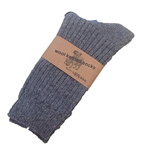 Lian LifeStyle Pairs Knitted Socks