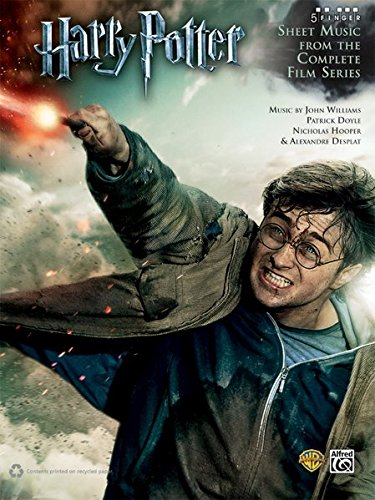 Harry Potter -- Sheet Music from the Complete Film Series: Five Finger Piano