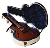 Gator GW-JM 335 Journeyman Series Semi-Hollow Gibson 335 Style Deluxe Wooden Guitar Case