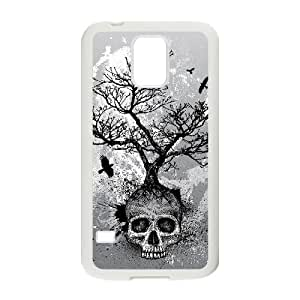 FOCUSCASE Fashionable Diy Case Of Skull Customized Case For SamSung Galaxy S5 i9600
