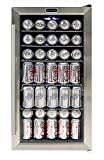 Best Beverage Coolers - Whynter BR-130SB Beverage Refrigerator with Internal Fan, Stainless Review