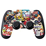 Sticker Bomb PS4 DualShock4 Controller Vinyl Decal Sticker Skin by This Mugs 4U