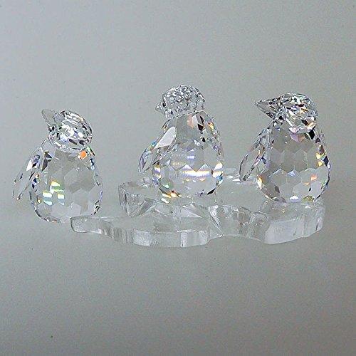 Swarovski Baby Penguins (Set Of 3) 209588