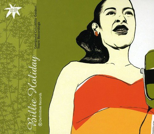 Billie Holiday Lady Day The Complete Columbia Golden Years
