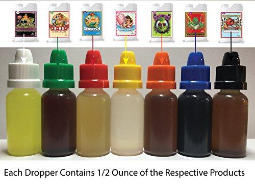 Advanced Nutrients Sampler Pack Overdrive