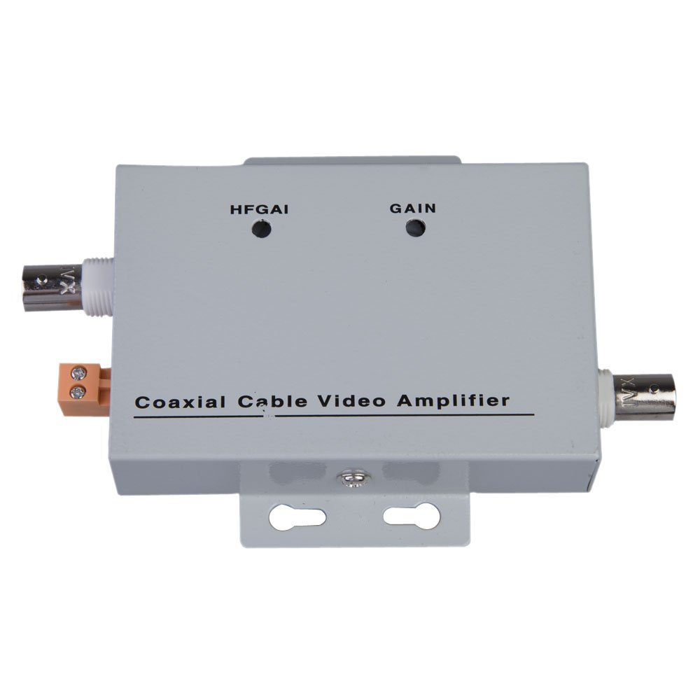 Amazon.com: XHTECH Coaxial Cable BNC Video Signal Amplifier Booster ...