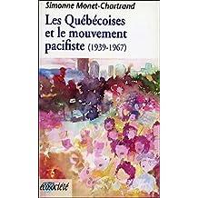 Québécoises et le mouvement pacifiste