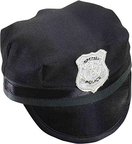 Forum Novelties Women's Mini Police Hat Party Supplies, Standard, ()