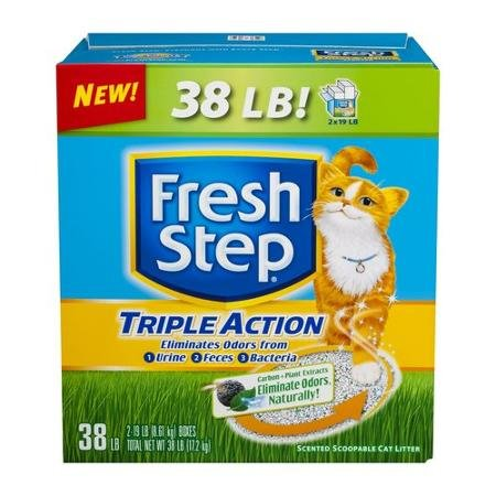 fresh-step-cat-litter-triple-action-odor-control-scoopable-scented-38-lb