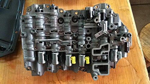 Solenoide K1 K2 transmisión automática AW tf-60sn 09 G 09 K 09 M 03-Up (pequeño amarillo enchufe): Amazon.es: Coche y moto
