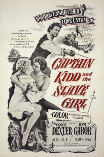 Captain Kidd and The Slave Girl]()