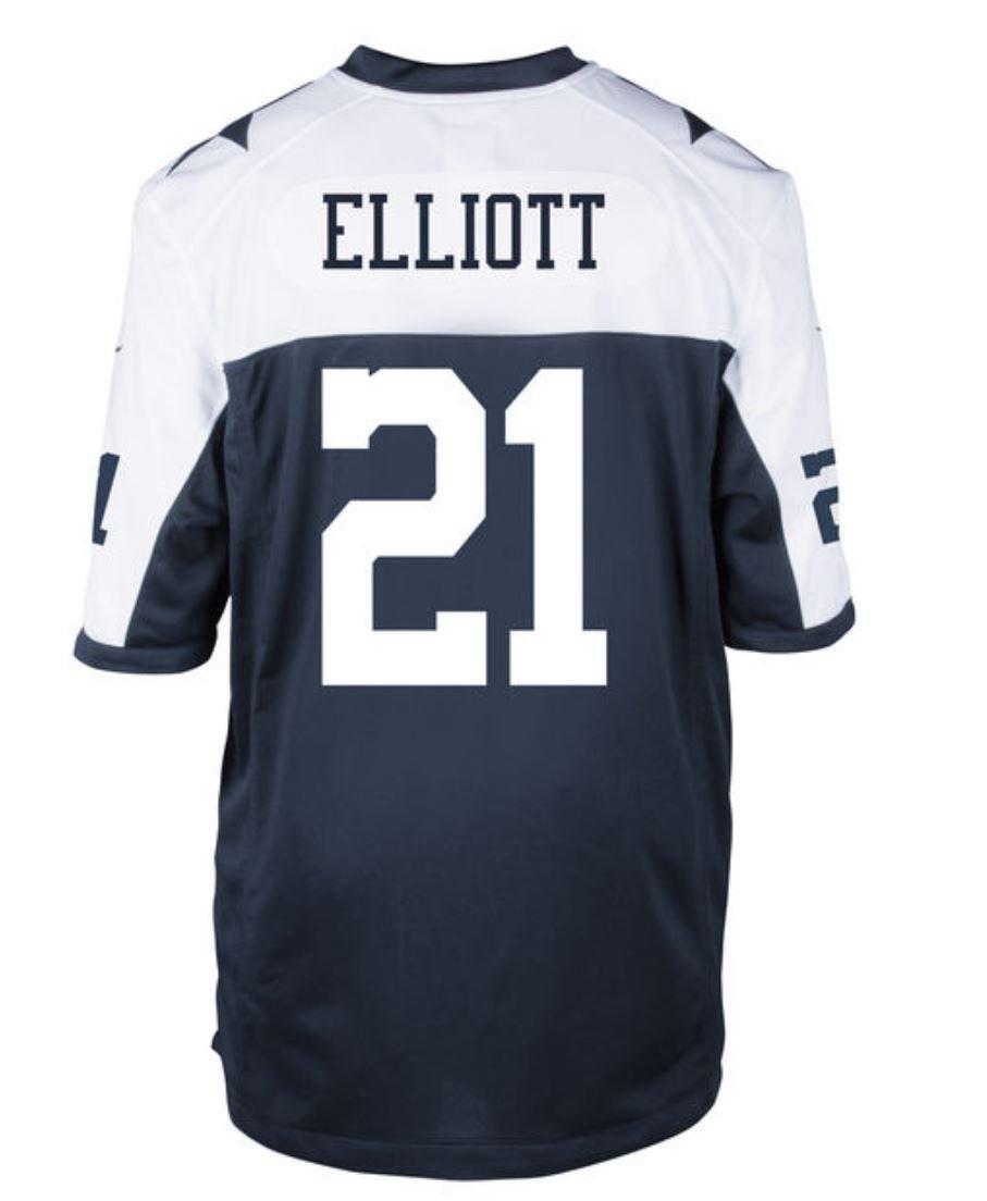 Amazon.com   Ezekiel Elliott Dallas Cowboys Nike Throwback Game Jersey (XL)    Sports   Outdoors 0d912e9a2