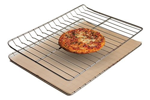 Heavy Duty Non-Stick Oven Liner - Easy to Clean Baking Mat 13 x 18 by Imperial Home