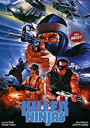 Killer Ninjas - Uncut [Alemania] [DVD]: Amazon.es: Stuart ...