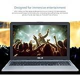Asus Vivo Book Max X541UV-GO638T 15.6-Inch HD Laptop (7th Gen Intel Core i3-7100U/8 GB DDR4 RAM/1 TB HDD/Windows 10/2GB NVIDIA GeForce 920MX Graphics), Black