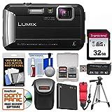 Panasonic Lumix DMC-TS30 Tough Shock & Waterproof Digital Camera...