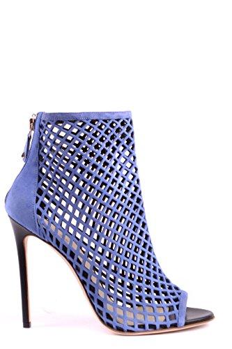 Femme 306110ARTE Cuir Chaussures À GREYMER Talons Bleu qa0Z1w1