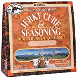 Hi Mountain Jerky Bourbon BBQ Jerky Blend, 7.2-Ounce Boxes (Pack of 12)