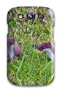 Heidiy Wattsiez's Shop 9800134K86473617 Perfect Stoat Case Cover Skin For Galaxy S3 Phone Case