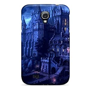 Hot Design Premium JzFrX41718dlvXl Tpu Case Cover Galaxy S4 Protection Case(thunder Lightning)
