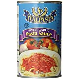Italpasta Sweet Garlic Pasta Sauce, 680ml