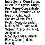 Betty Crocker Fruit Roll-Ups, Sour Blue Raspberry