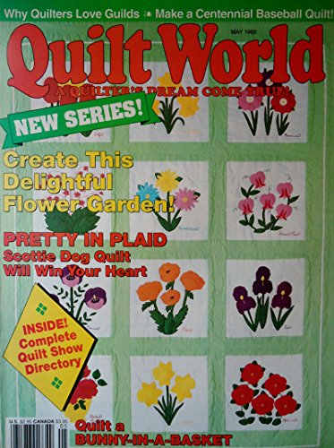 (Quilt World May 1992)