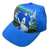 Super Sonic Baseball Cap for Little Boys Hat (Sonic)