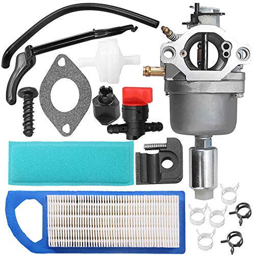 - MIA12509 Carburetor Compatible with John Deere L107 L108 115 LA115 LA105 D110 LA125 Lawn Mower Tractor with GY20573 M149171 Air Filter Pre Fuel Filter MIA11474 MIA11520