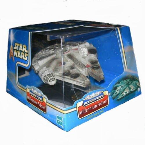 - Micro Machines Star Wars Action Fleet Millennium Falcon