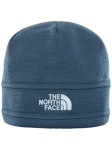 The North Face TNF Logo Beanie Conquer Blue One Size
