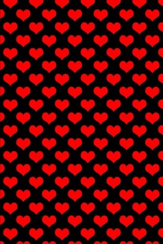 Read Online Mind Blowing Red And Black Hearts Journal: 150 page lined journal pdf epub