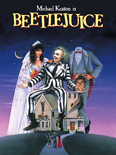 Good Horror Films For Halloween (Beetlejuice)