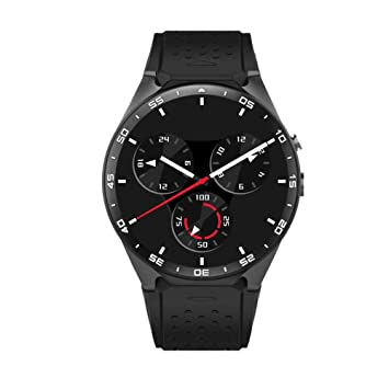 Househome KW88 Android 5.1 3G WiFi SmartWatch con Tarjeta ...