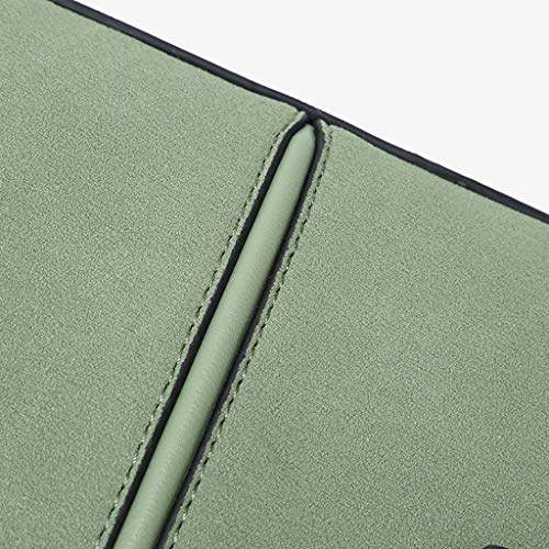 sac sac Sac Lxf20 PU bandoulière multifonction Messenger à petit carré sauvage main Green à PdqAYd
