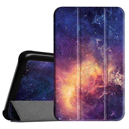 Fintie Slim Shell Case for Samsung Galaxy Tab E Lite 7.0 - Ultra Lightweight Protective Stand Cover for Galaxy Tab E Lite 7.0 SM-T113/Tab 3 Lite 7.0 SM-T110/SM-T111 7-Inch Tablet, Galaxy