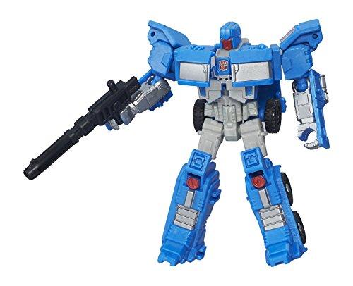 Autobot Blaster Costume (Transformers Generations Combiner Wars Legends Class Autobot Pipes Figure)