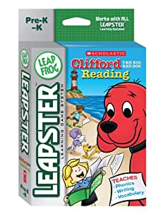 Amazon.com: LeapFrog Leapster Learning Game: Scholastic