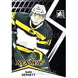 Sam Bennett Hockey Card 2014-15 ITG Leaf Rookie Redemption #13 Sam Bennett