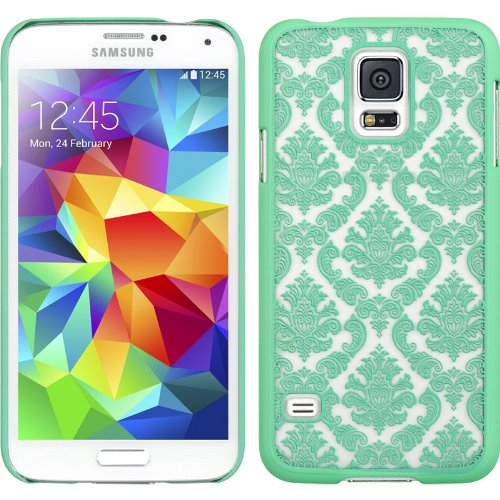 samsung galaxy s5 protective cases for girls. thousand eight(tm) samsung galaxy s5 design slim and stylish profile crystal rubber case protective cases for girls y