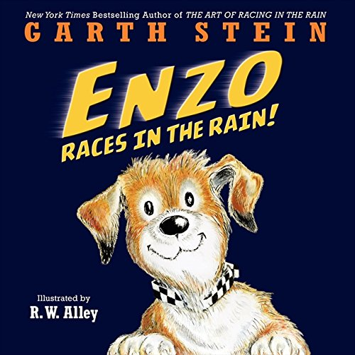 Racing Stein Driver (Enzo Races in the Rain!)