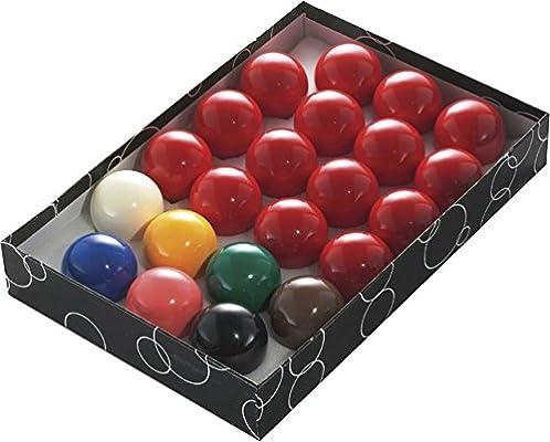 POWERGLIDE - Bolas de Snooker (51 mm, 22 Unidades): Amazon.es ...