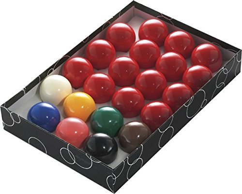 PowerGlide 57106 Billes de snooker 5 cm Snooker Balls
