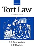 Tort Law, Basil Markesinis, 0198765061