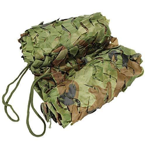 4m×8m  TTW Filet de Chasse en Tissu Oxford pour Enfants, Filet de Camouflage Militaire, 2 × 3M [Plusieurs Tailles] (Couleur   4M×6M)