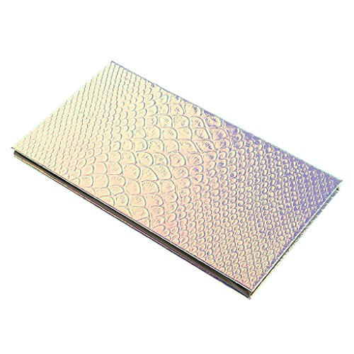 Fenteer Professional Cosmetic Empty Magnetic Palette Contain