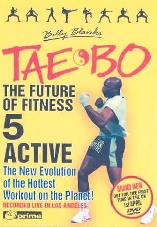 Billy Blanks' Tae-Bo 5 - Active [DVD]: Amazon.co.uk: Billy Blanks ...