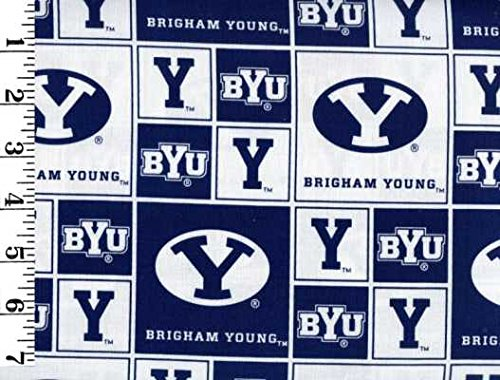 Brigham Young University By Sykel - 100% Cotton 44
