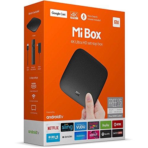 Original Xiaomi TV Box (MDZ-16-AB) International Version